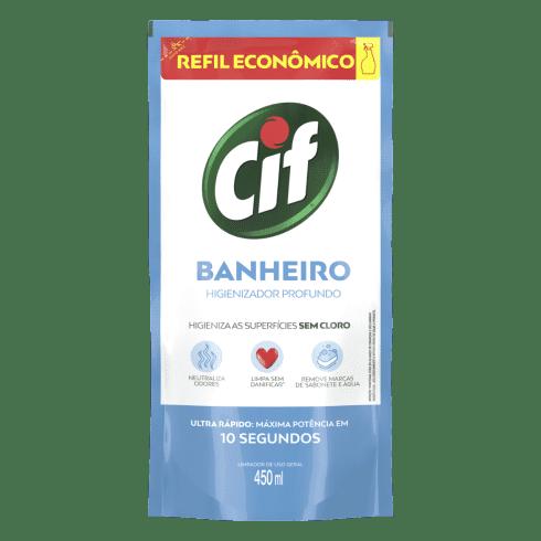 CIF Banheiro Refil Econômico productos