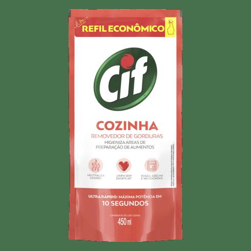 CIF Cozinha Refil Econômico